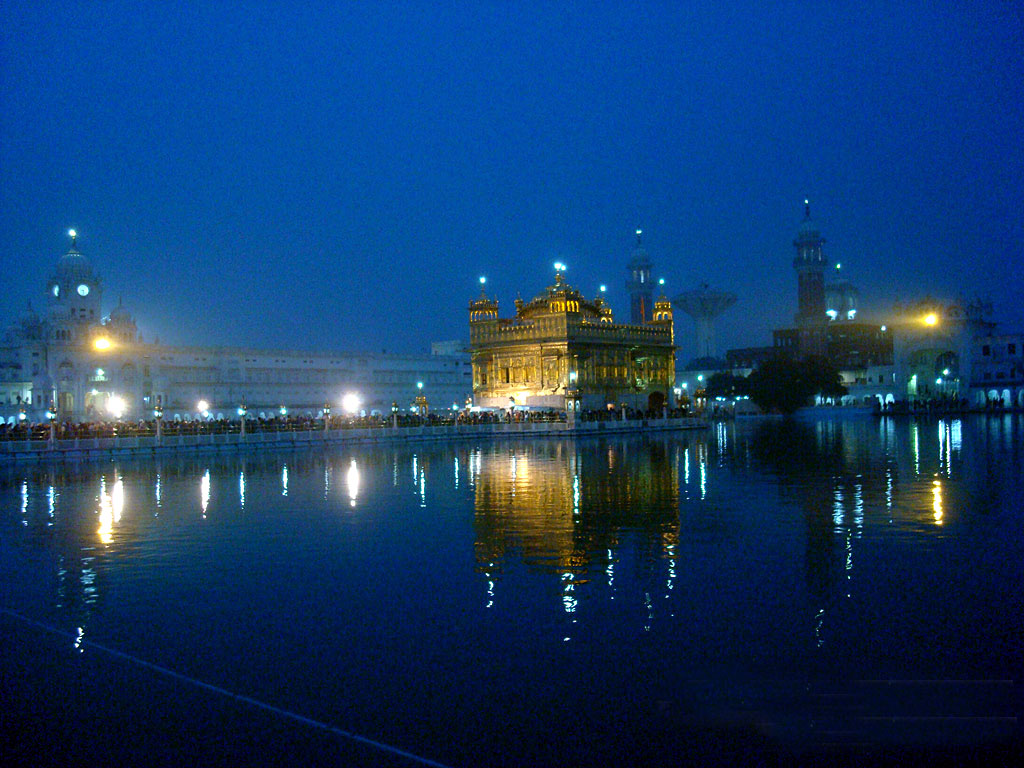 Golden Temple HD Wallpapers Download