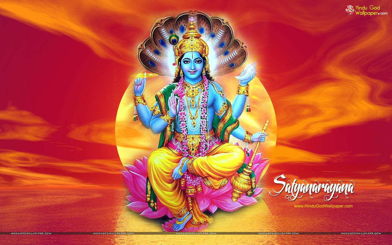 Satyanarayana Swamy Wallpaper Free Download