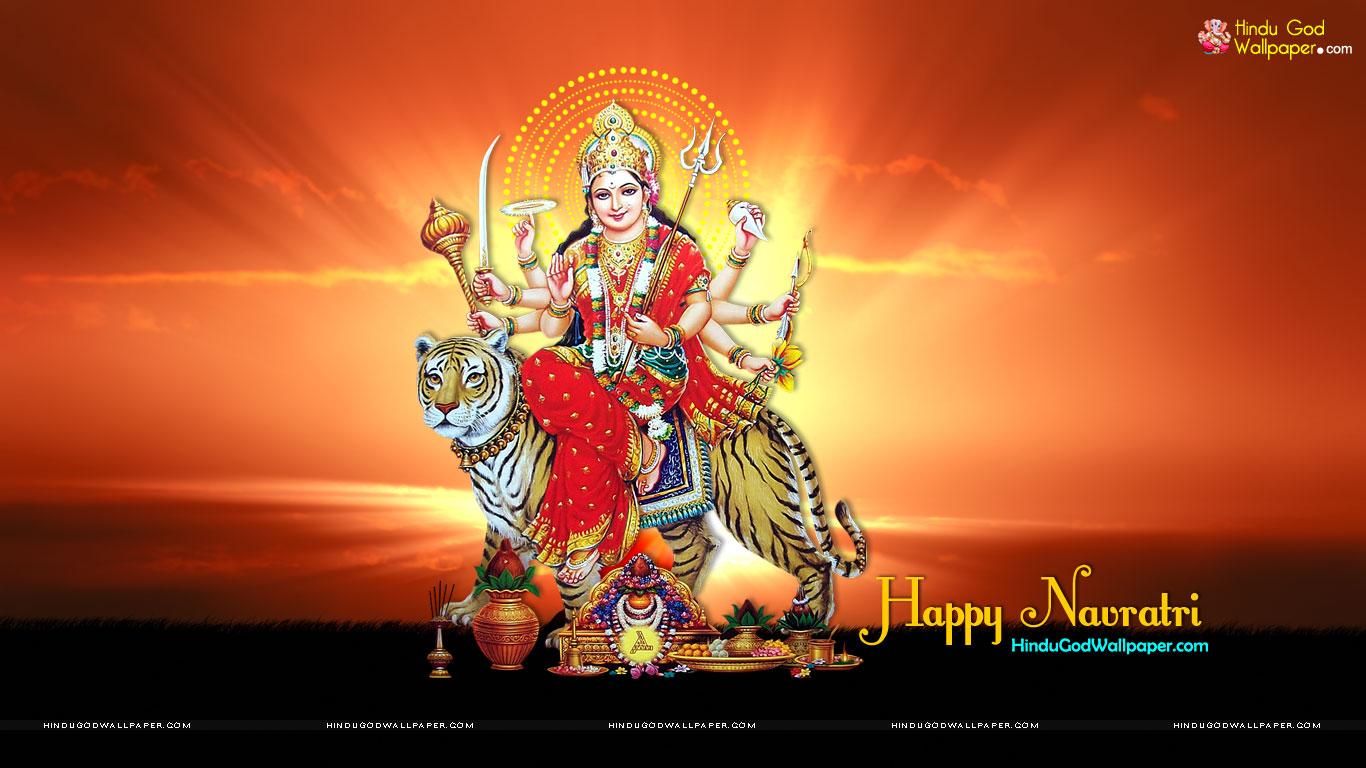 Navratri Mata Wallpaper Maa Durga Wallpaper Download