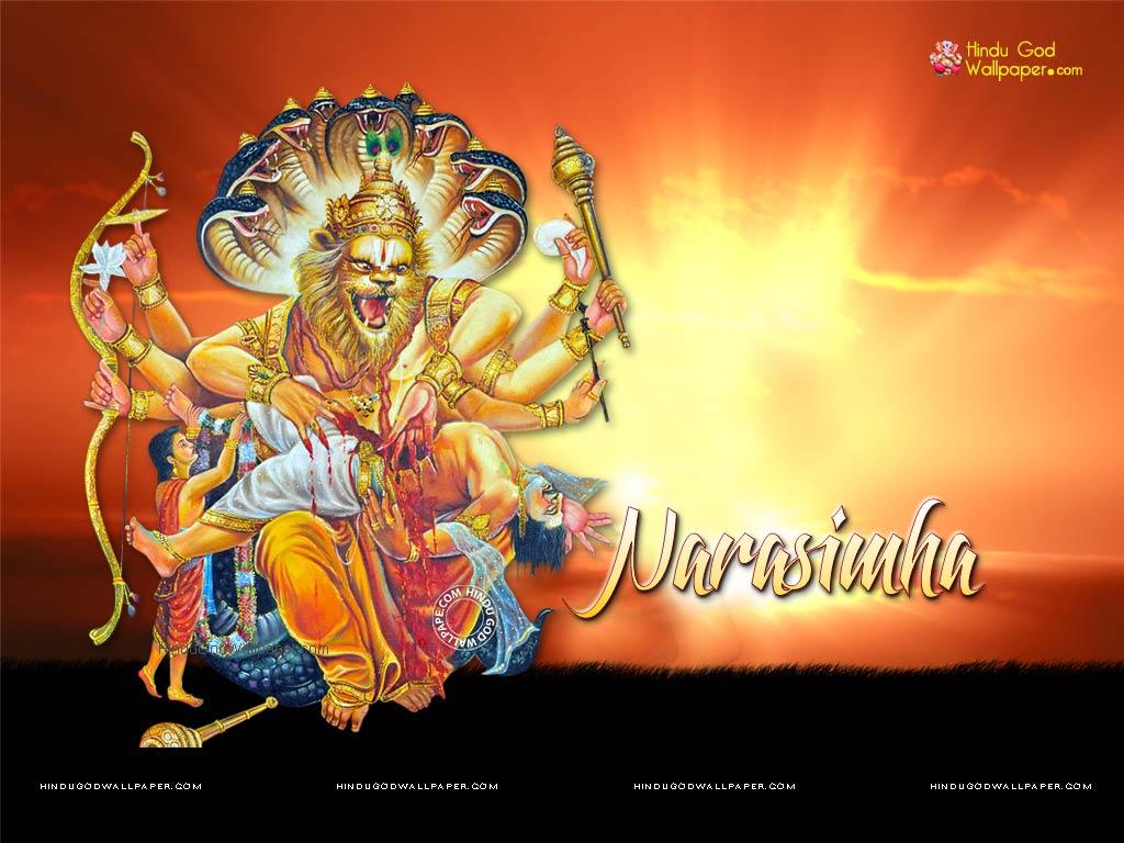 Narasimha Name Wallpapers 3D Free Download