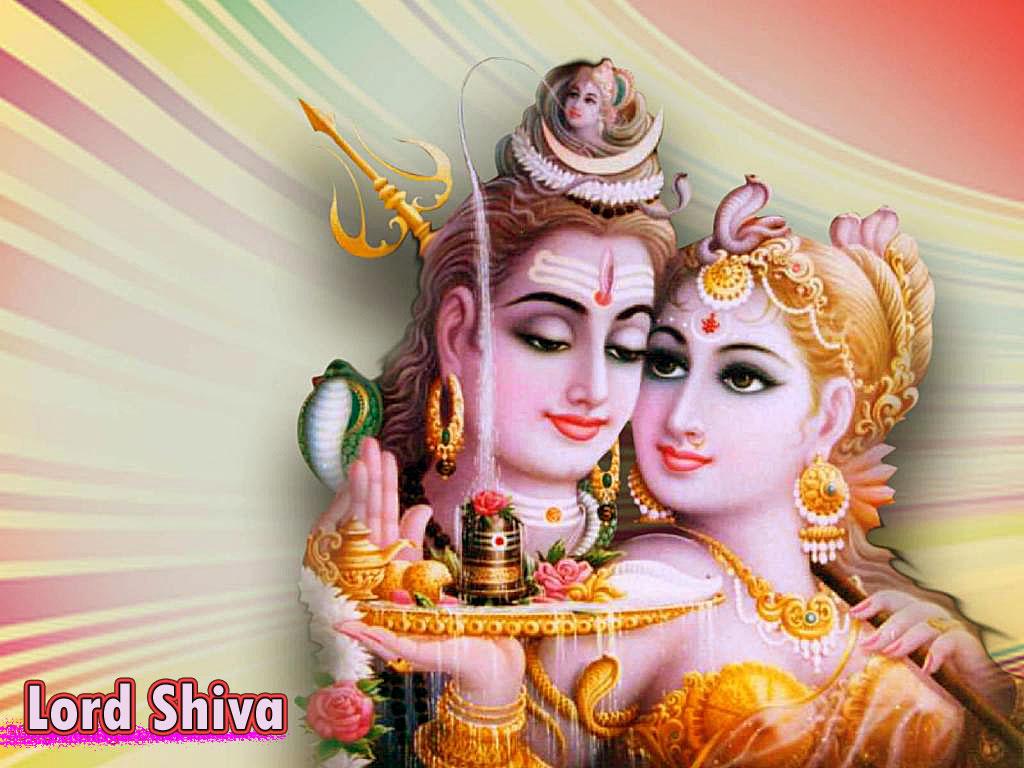 Shiva Parvati Wallpaper