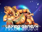Sleeping Ganesha Wallpapers