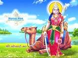 Gujarati Goddess