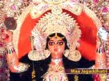 Maa Jagadhatri