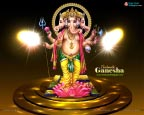 Panchmukhi Ganesh HD