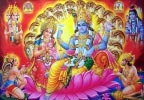 Lord Brahma Vishnu