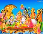 Lord Brahma Vishnu HD