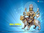 Goddess Durga Murti