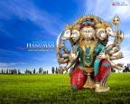 Panchmukhi Hanuman Murti