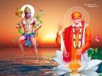 Sai & Hanuman