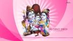 Shiv Parvati Ganesh HD