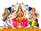 Ganesh-Laxmi-Saraswati