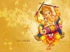 Dancing Lord Ganesh