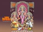 Ganesha Lakshmi Saraswati