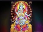 Goddess Laxmi Ganesh