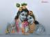 Radha Krishna Black