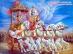 Lord Krishna Arjun