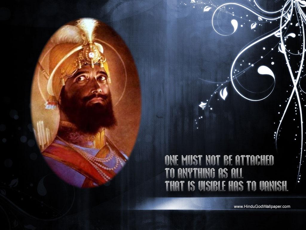 Guru Gobind Singh ji Wallpapers Free Download Free Guru Gobind Singh ji