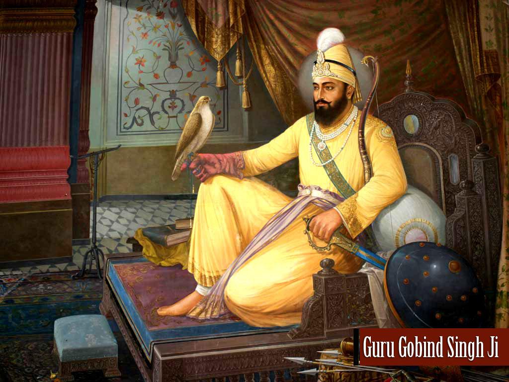 Guru Gobind Singh ji hd Wallpapers Guru Gobind Singh ji hd