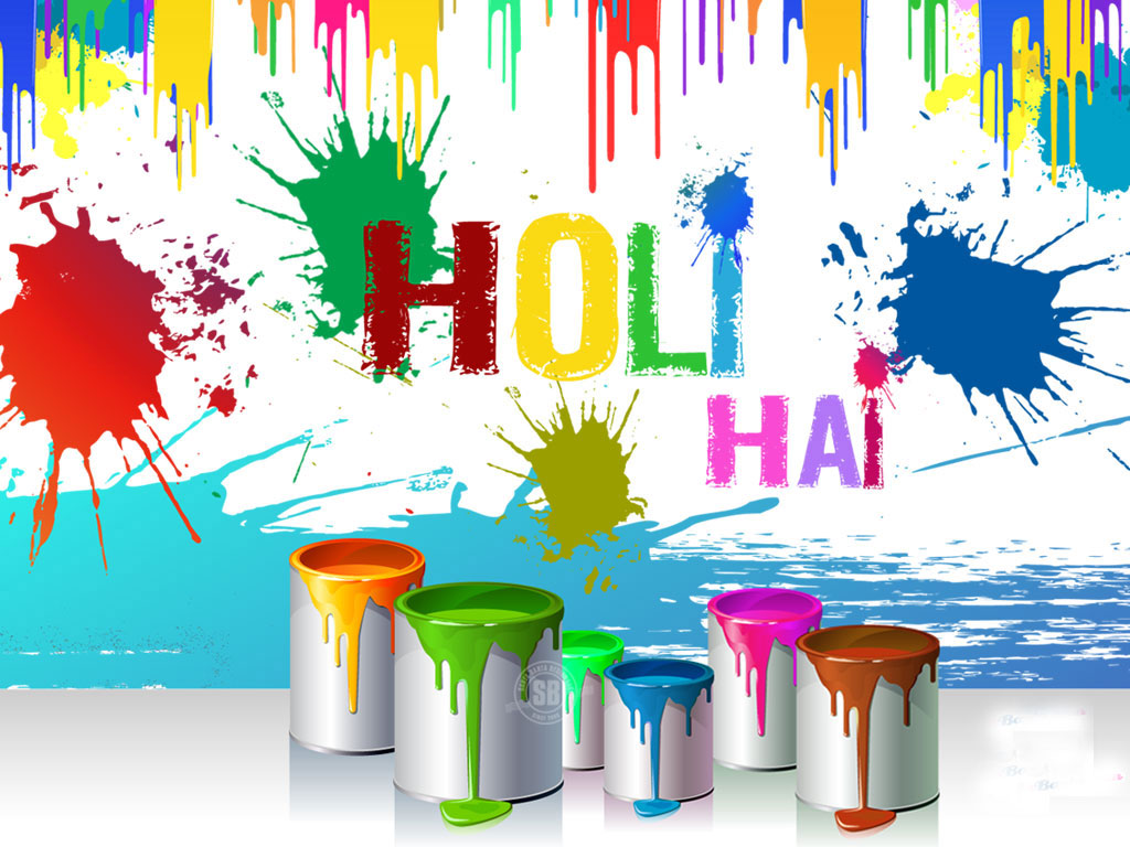 Holi Wallpaper Special Holi Wallpaper Free