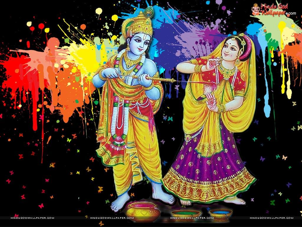 Radha Krishna Holi Wallpapers Play Holi Images Photos Download