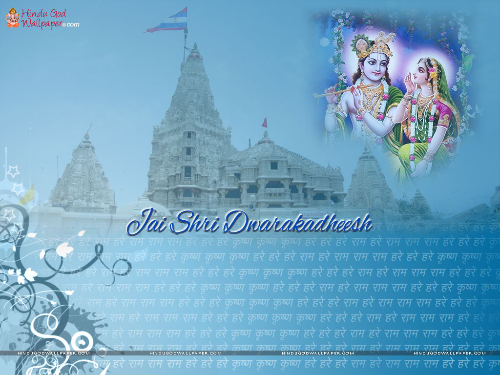 Shri Dwarkadhish Wallpapers