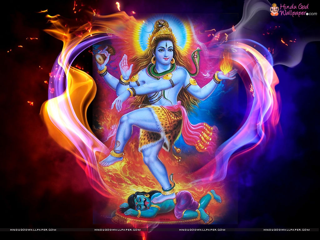 Lord Shiva Angry Wallpapers 3d