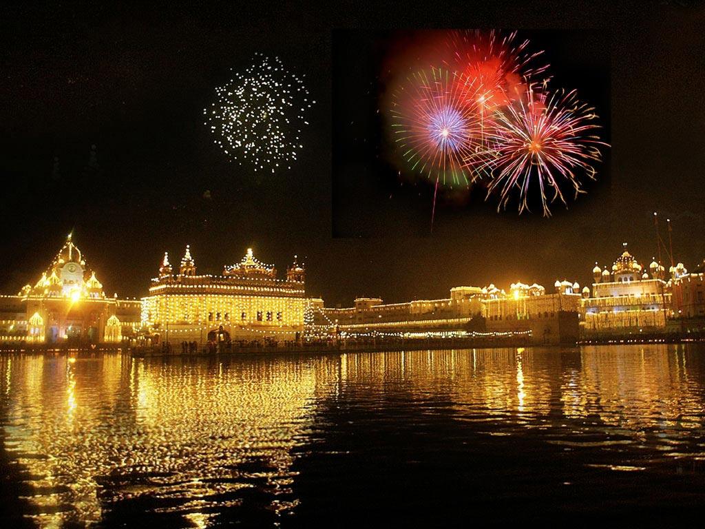 golden temple diwali wallpaper - photo #3