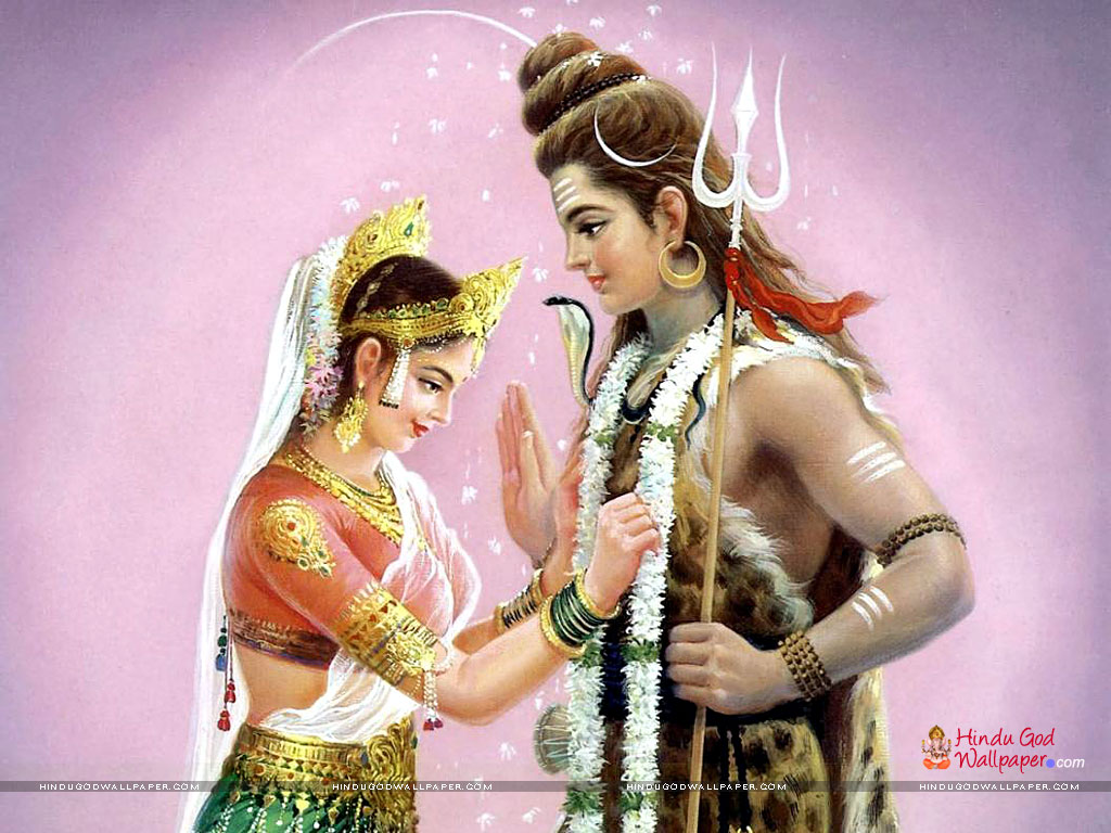 Shiv Parvati Vivah Wallpapers
