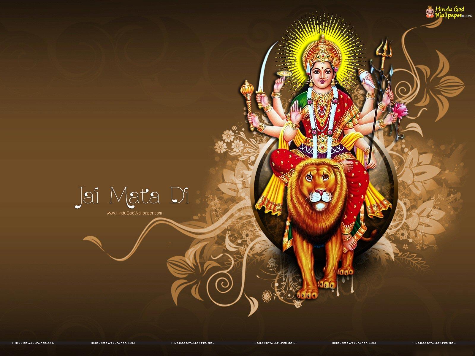 Jai Mata Di HD Wallpapers, Images and Photos Free Download
