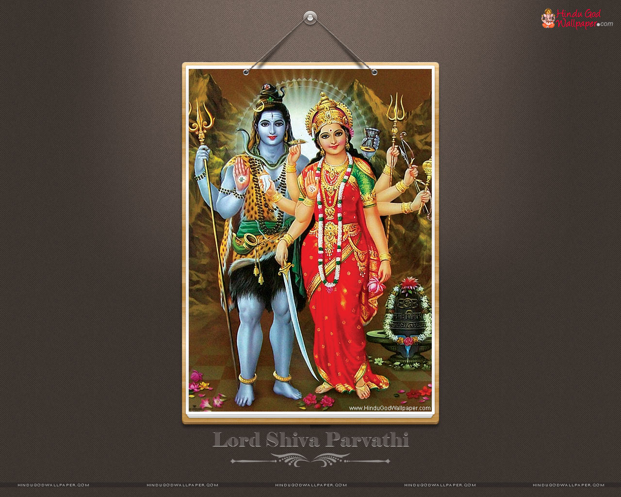 Shiv Parvati Hd Wallpapers Full Size Download
