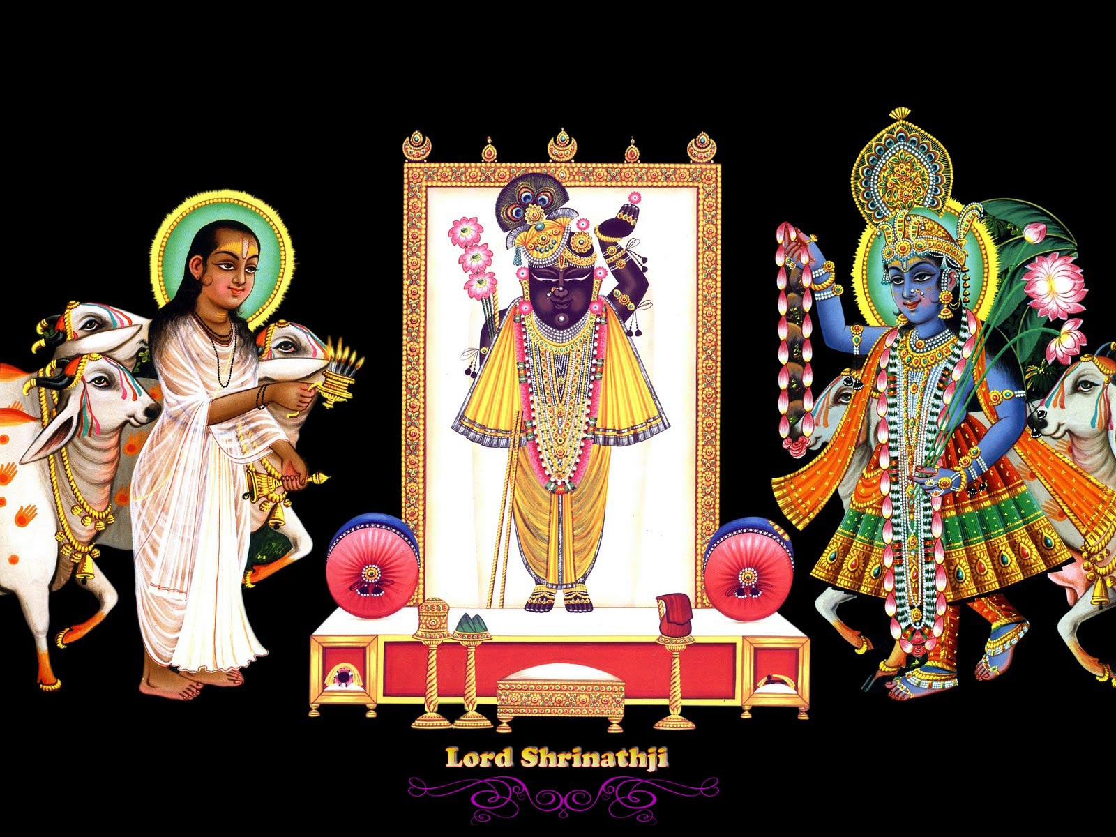Shreenathji HD