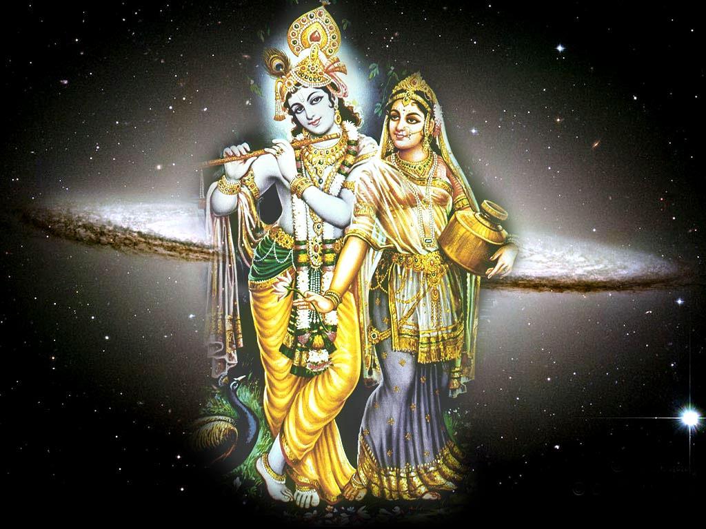 God radha krishna hd wallpaper download