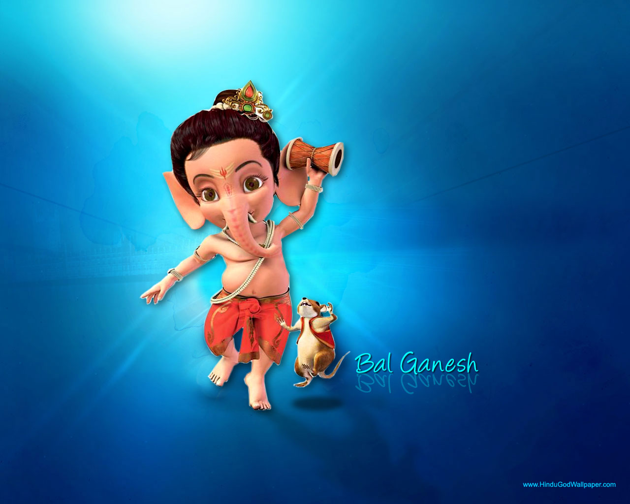 Bal Ganesha HD Wallpapers Download