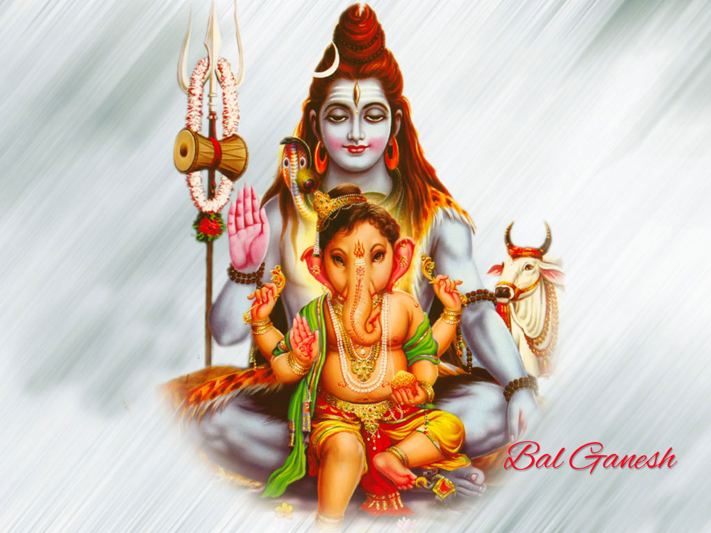 Bal ganesh wallpaper free download