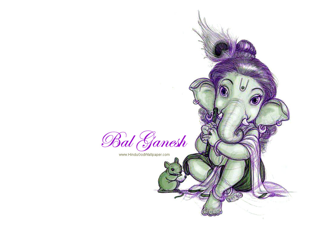 Bal Ganesh Wallpapers Pictures Download