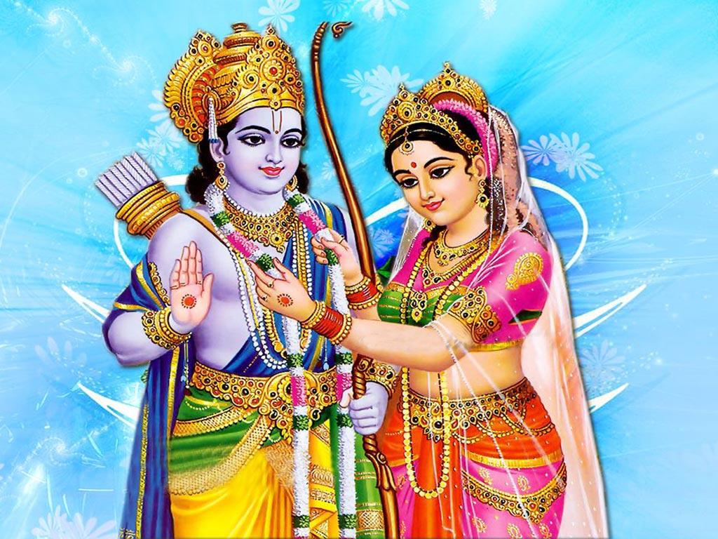 Ram Sita Wallpapers Free Download