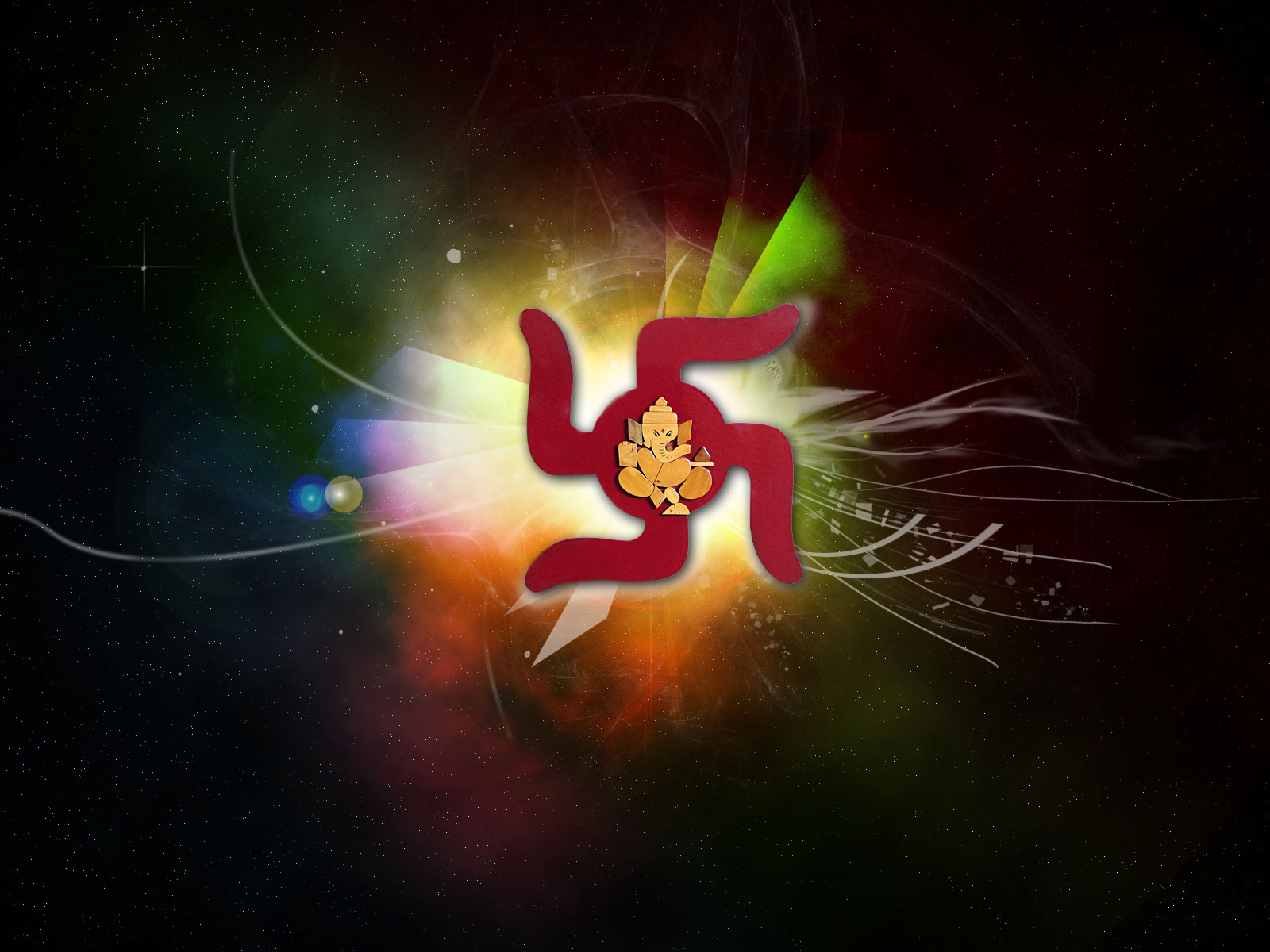 Swastik Ganesh Wallpapers Free Download