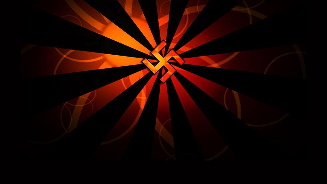 Red Swastik Wallpapers Free Download