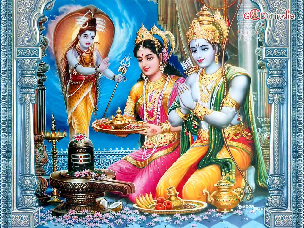 Sita Ram Full Screen Wallpapers Download