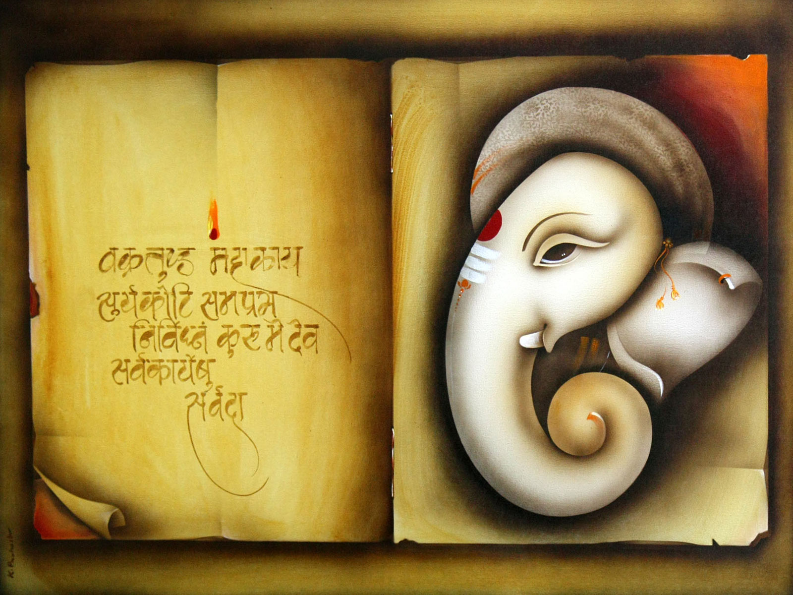 Laxmi Mantra Wallpapers for Desktop Mobile Free Download