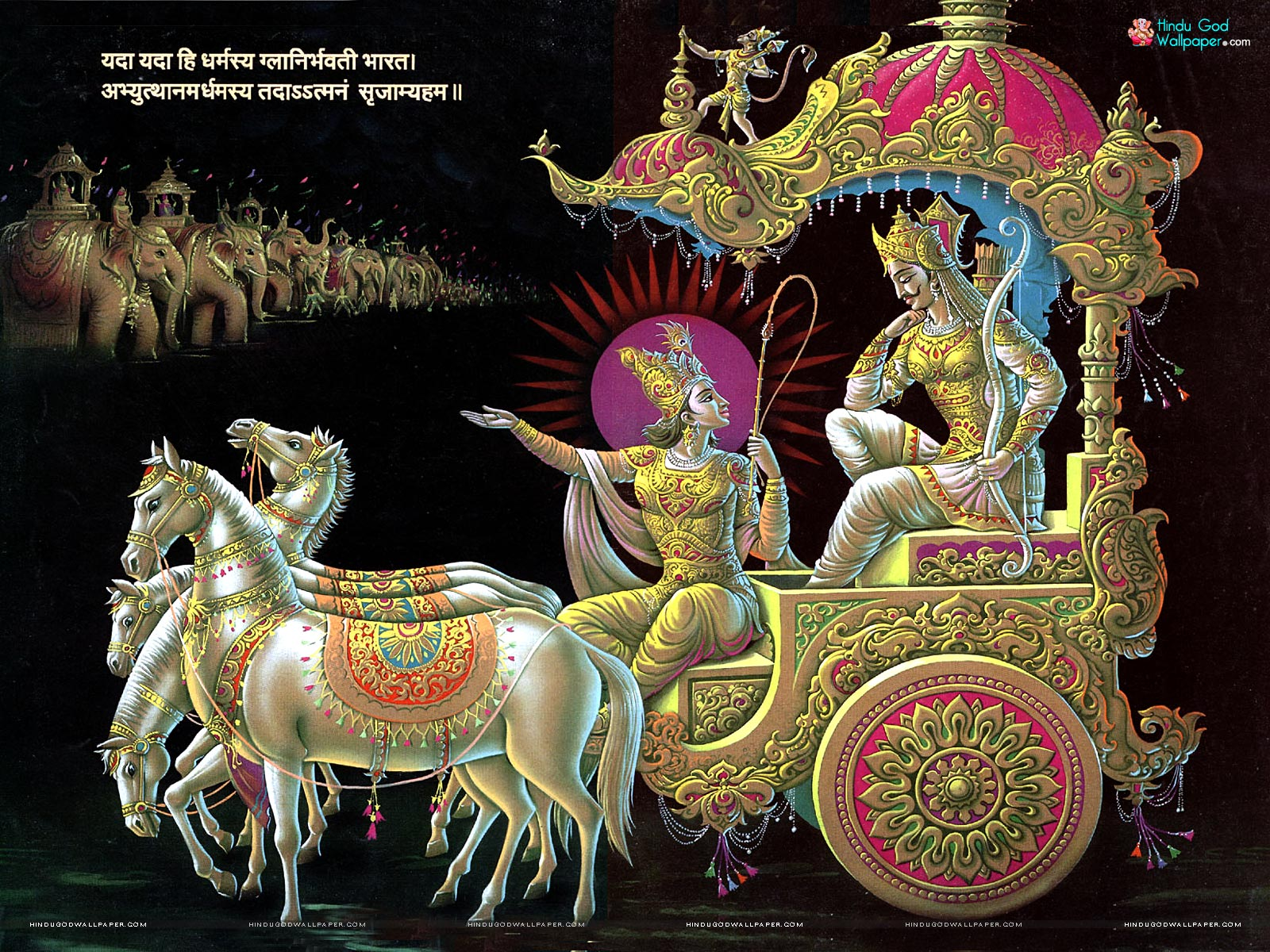 Mahabharat HD Wallpapers