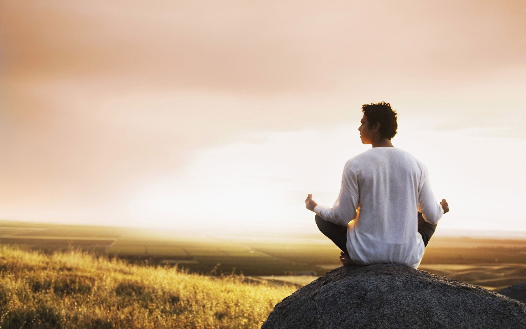 Meditation Hd Wallpaper Free Download