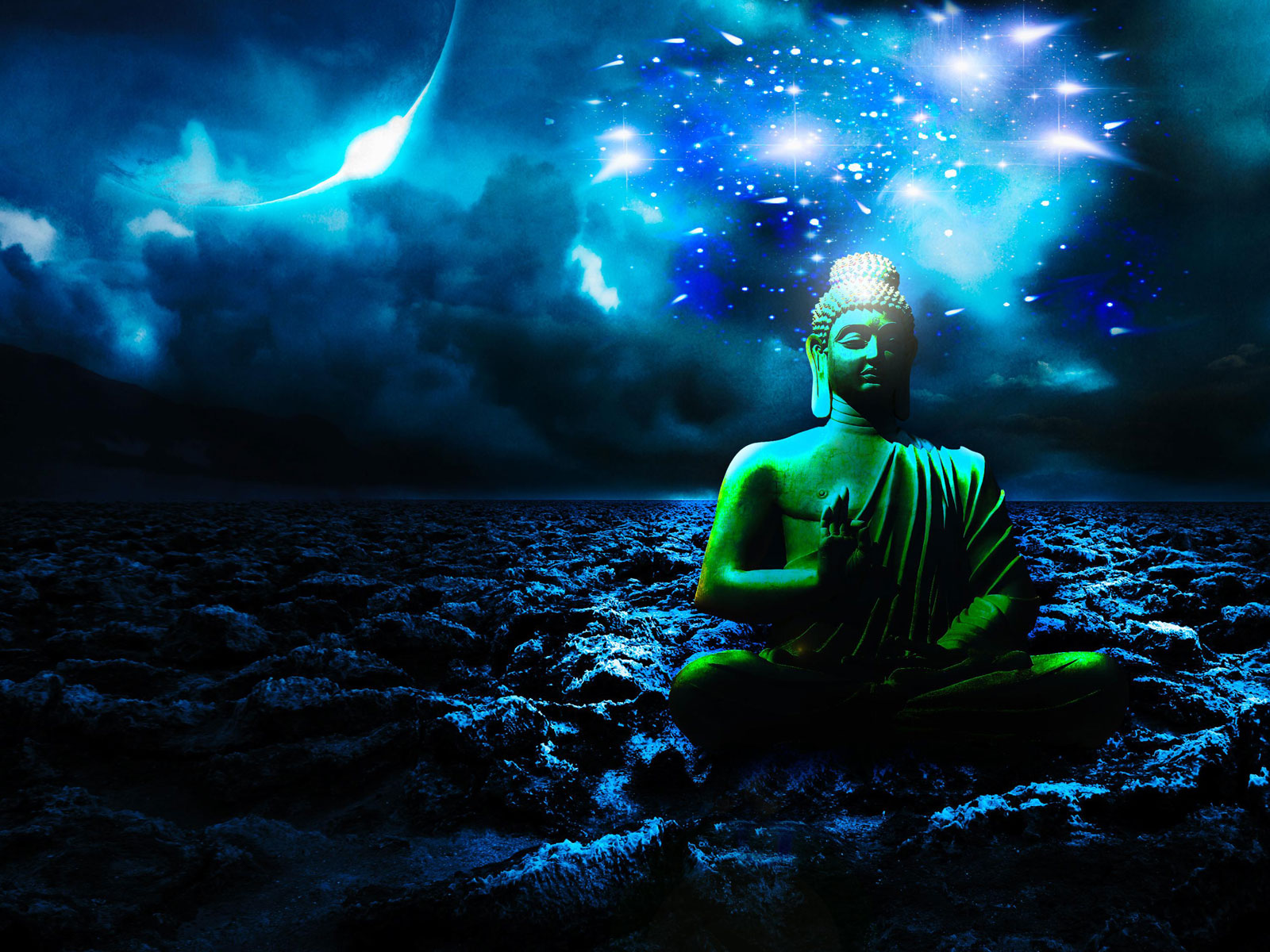Buddha Meditation Wallpapers & Images Free Download