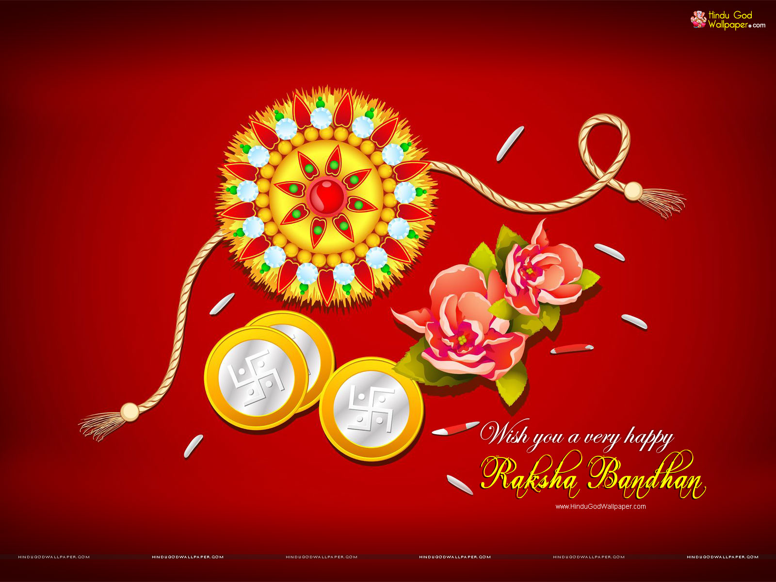 raksha bandhan wallpaper hindi