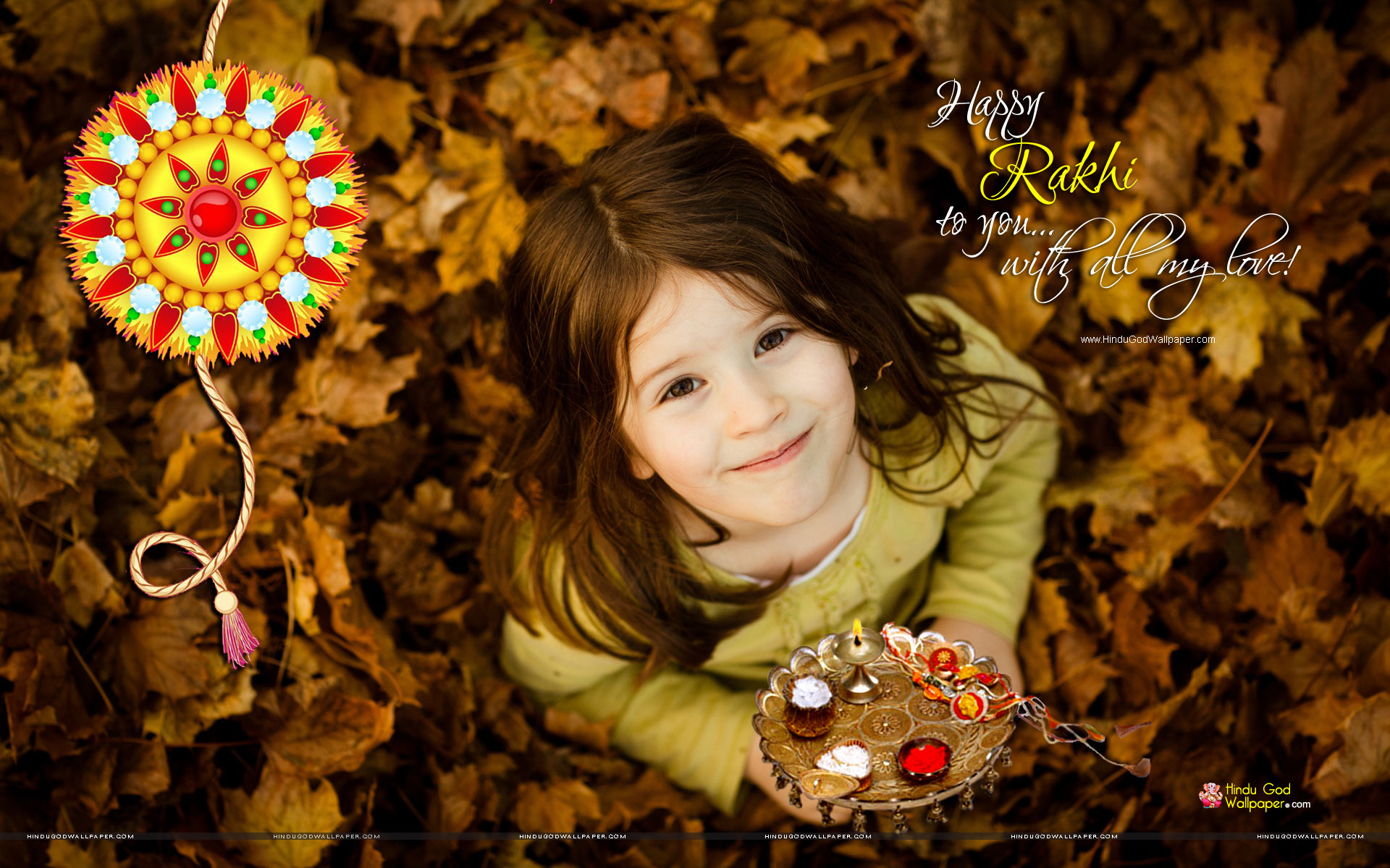 raksha bandhan ke wallpaper hd