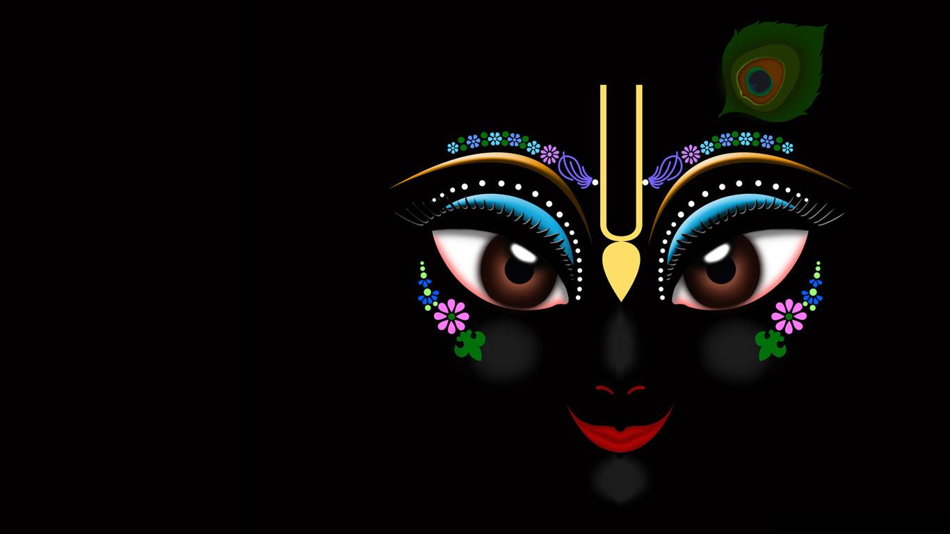 1645 krishna hd wallpaper 03