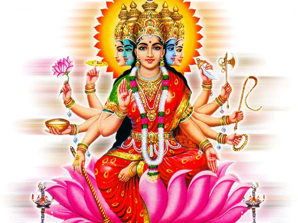 Jai Maa Lakshmi Wallpaper
