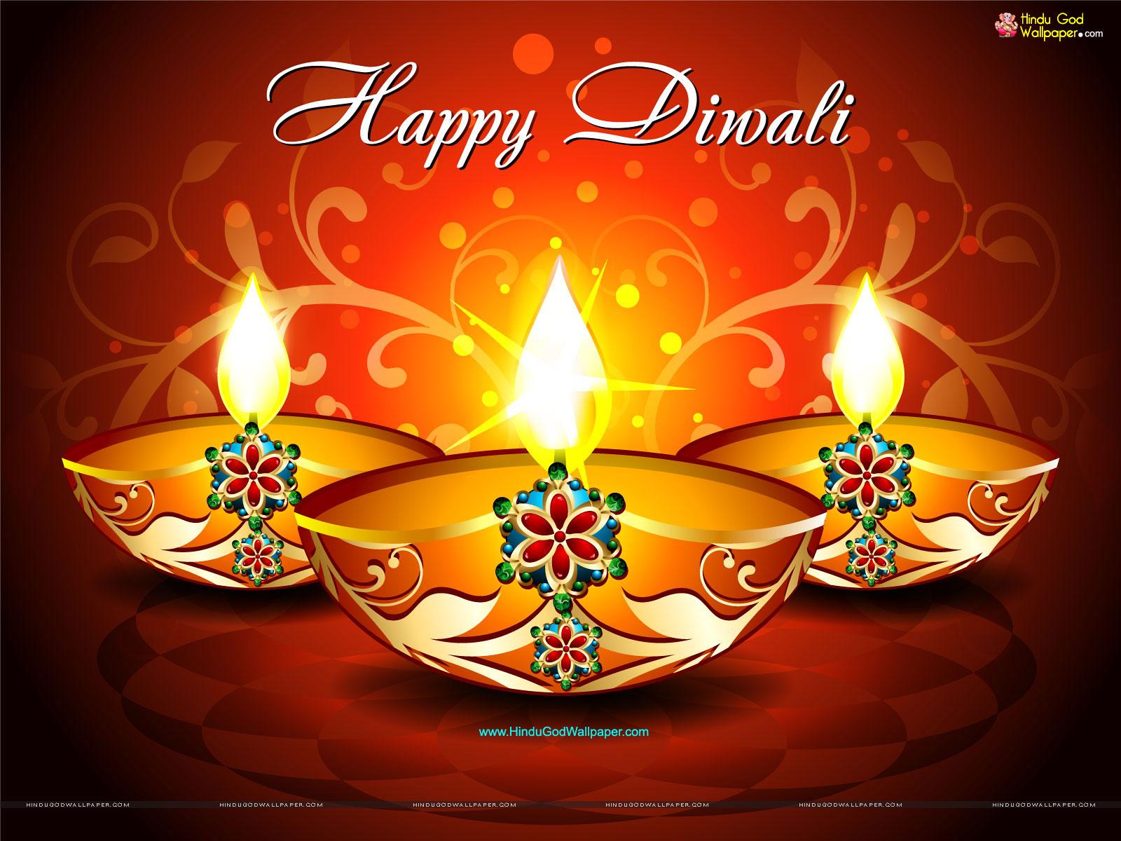 Diwali Diya Wallpapers Free Download