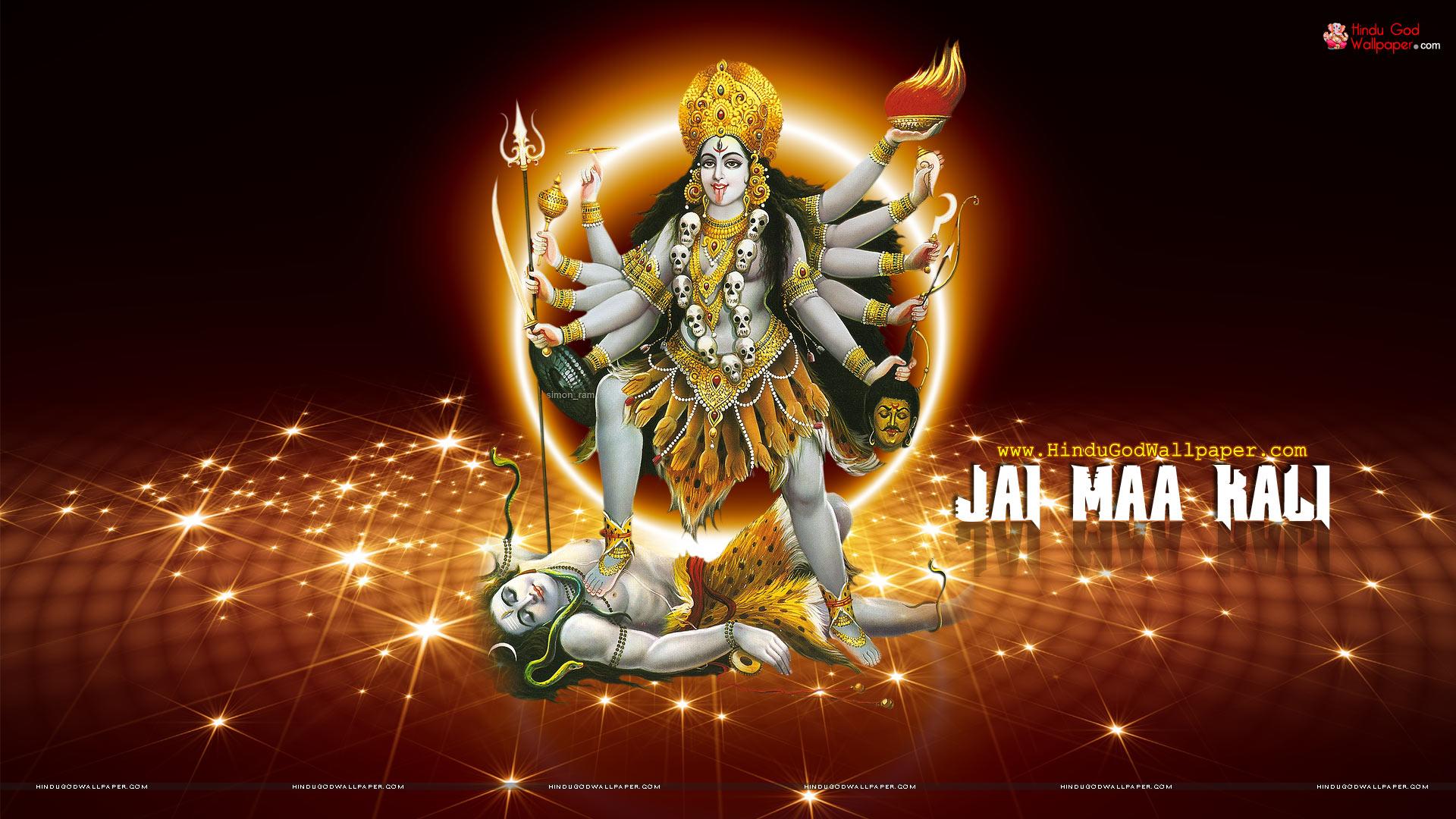 Maa Kali Wallpaper Hd Full Size Download